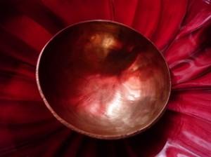 Corso di massaggio ayurvedico con ciotola Kansu