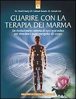 Trattamento e massaggio ayurvedico dei punti Marma