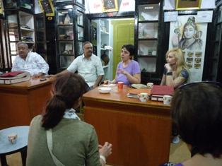 Corso di Aromaterapia a Kannauj