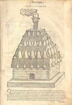 Aromaterapia e distillazione, Mattioli
