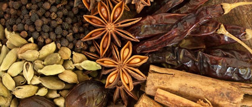 Corso Online sulle Spezie in Aromaterapia e Ayurveda
