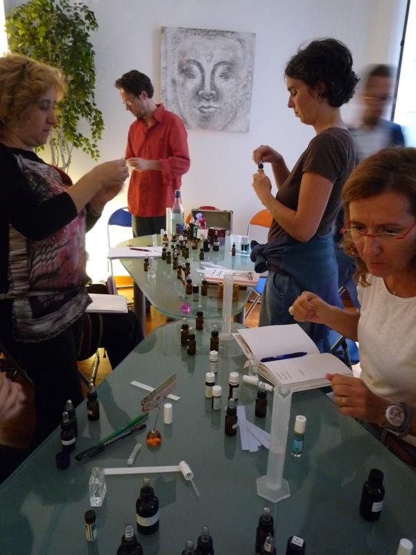 Corso di Profumeria botanica naturale e Aromaterapia