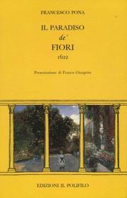 Il paradiso de' fiori Pona Verona