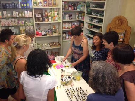 Corso di Aromaterapia e Psicoaromaterapia a Lonato