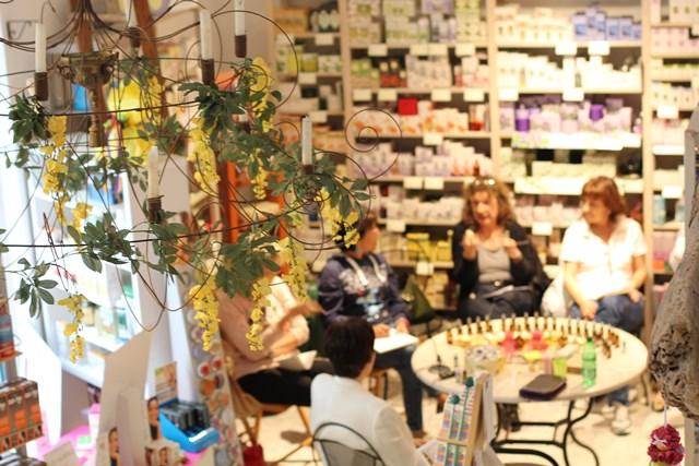 Corso di Aromaterapia sugli Oli essenziali per l'Inverno a Trieste