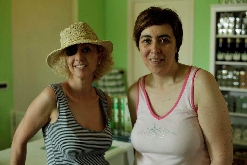 Mirella Chiattone e Elena Cobez Aromaterapia