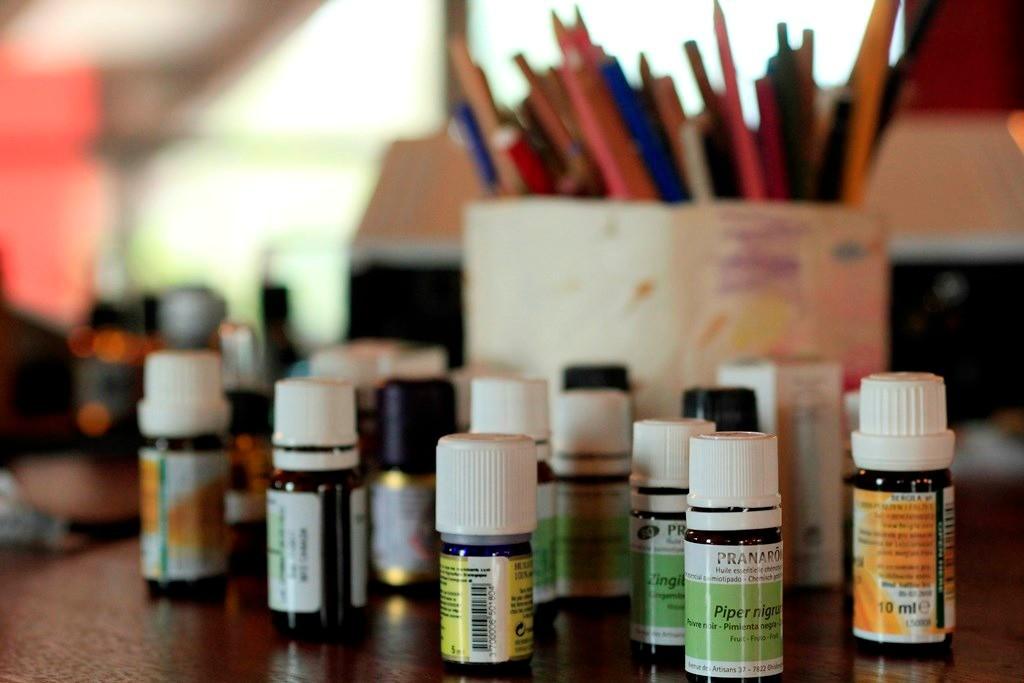 Corso di Aromaterapia, chakra e colore a Mestre