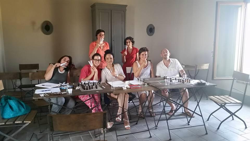 Corso di Aromaterapia e Autoproduzione di Unguenti a Vinci