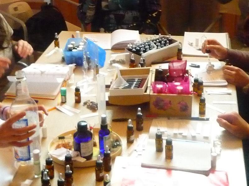 Workshop di Profumeria botanica ad Aurisina Trieste