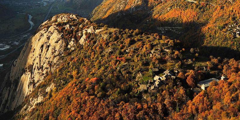 Aromaterapia al Forte di Machaby Aosta
