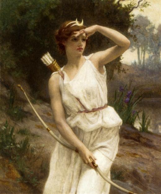 Diana cacciatrice, Guillame Seignac