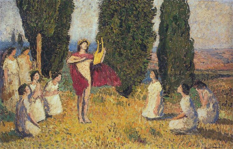 Orfeo di Henri Martin