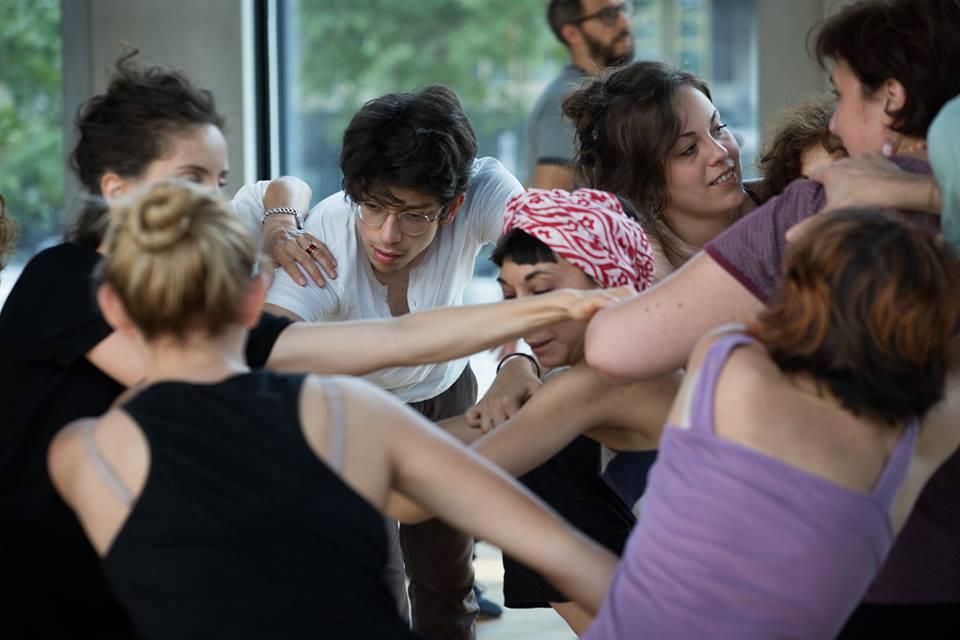 teatro danza mitologia storytelling milano