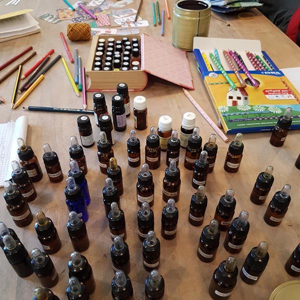 aromaterapia fiori di bach roma