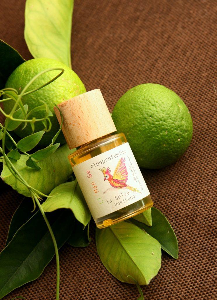 botanical perfume limange positano milano