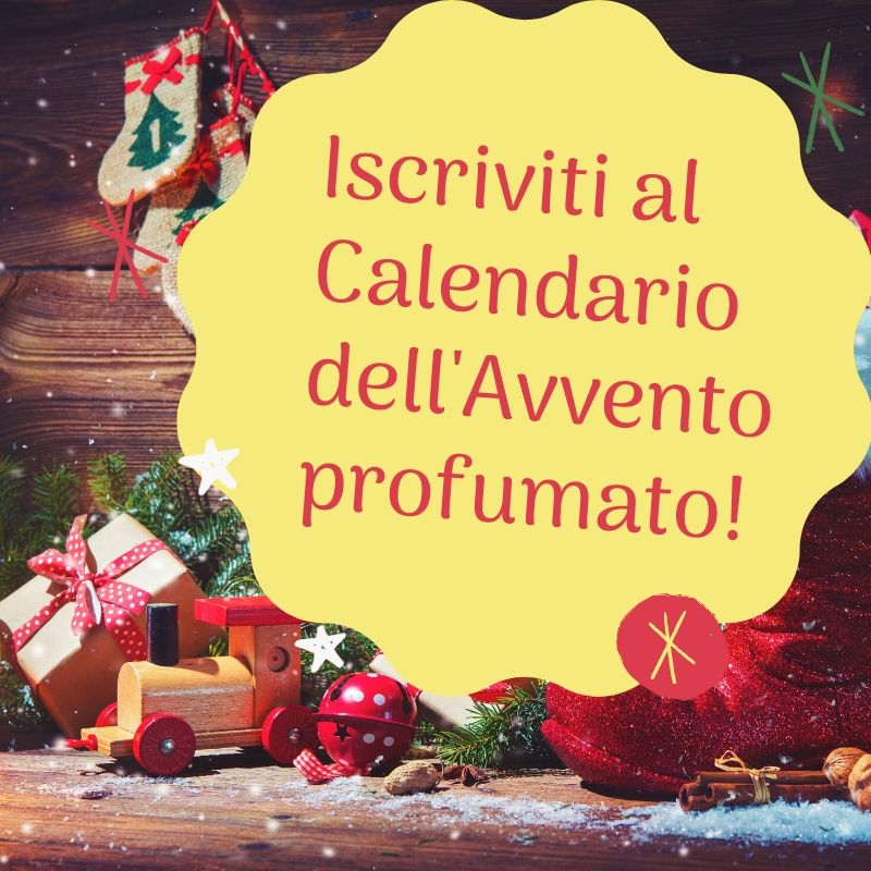 iscriviti al Calendario dell'avvento